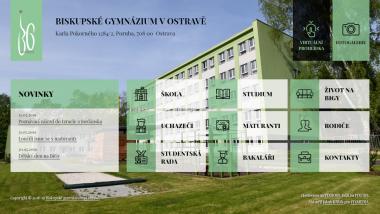 Biskupské gymnázium v Ostravě je církevní školou zřizovanou Biskupstvím ostravsko-opavským