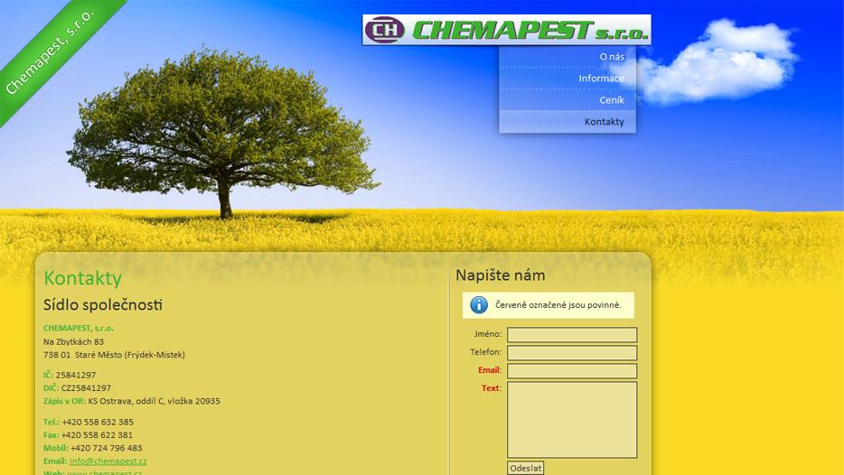 Chemapest.cz