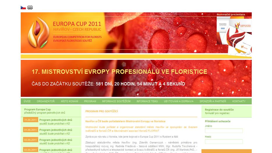 Europacup2011.cz