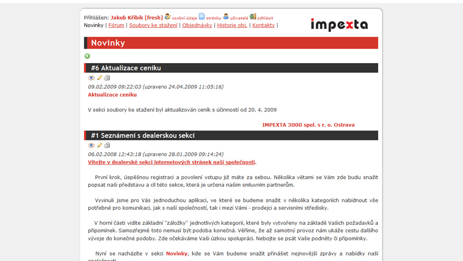 impexta.com/dealeri
