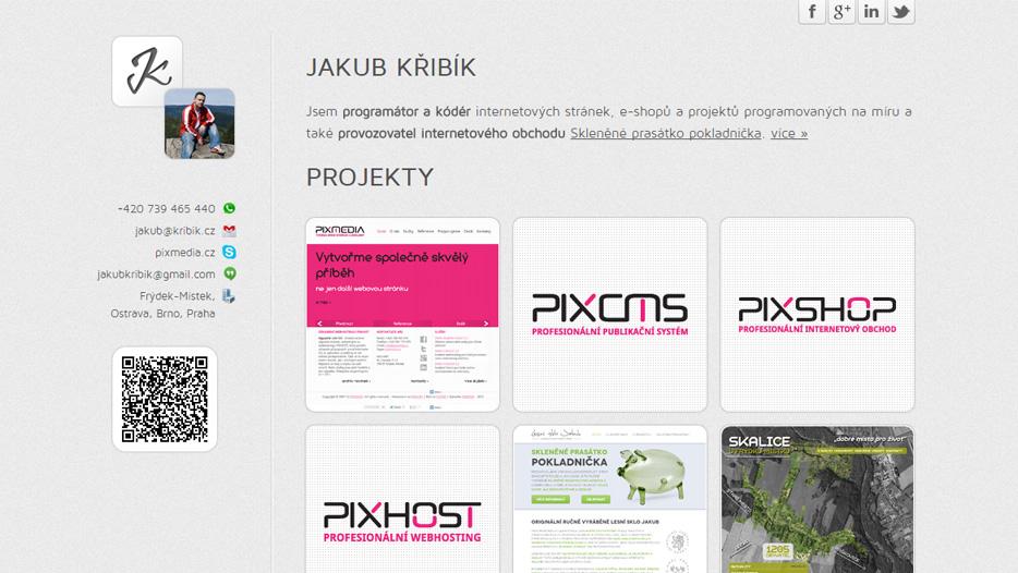 JakubKribik.cz