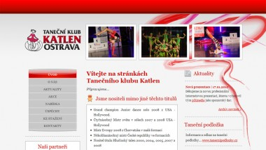 Taneční klub KATLEN Ostrava