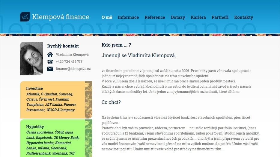 klempovafinance.cz