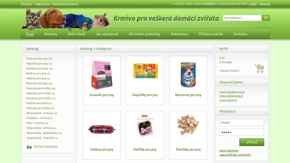 Krmivo-pro-zvirata.cz