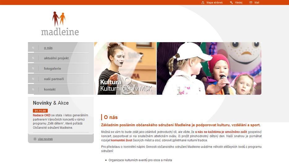Madleine.cz