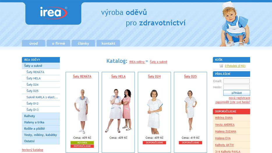 Odevy-irea.cz
