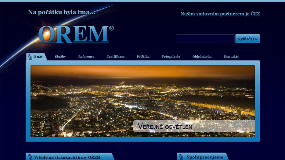 Orem.cz