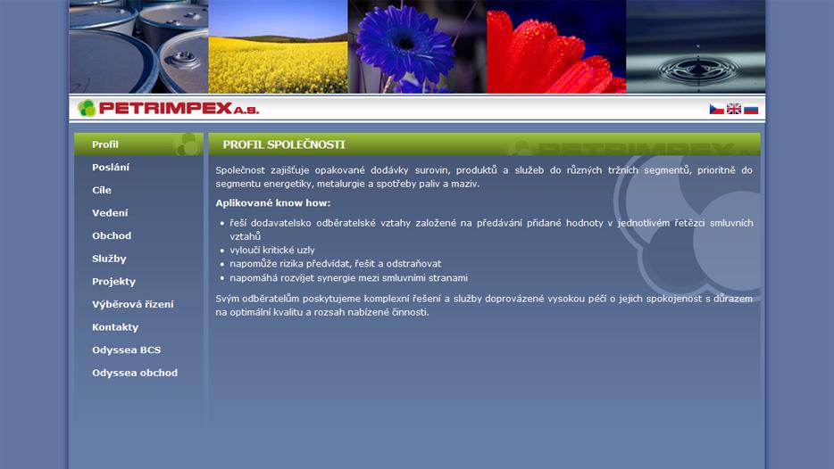 Petrimpex.cz