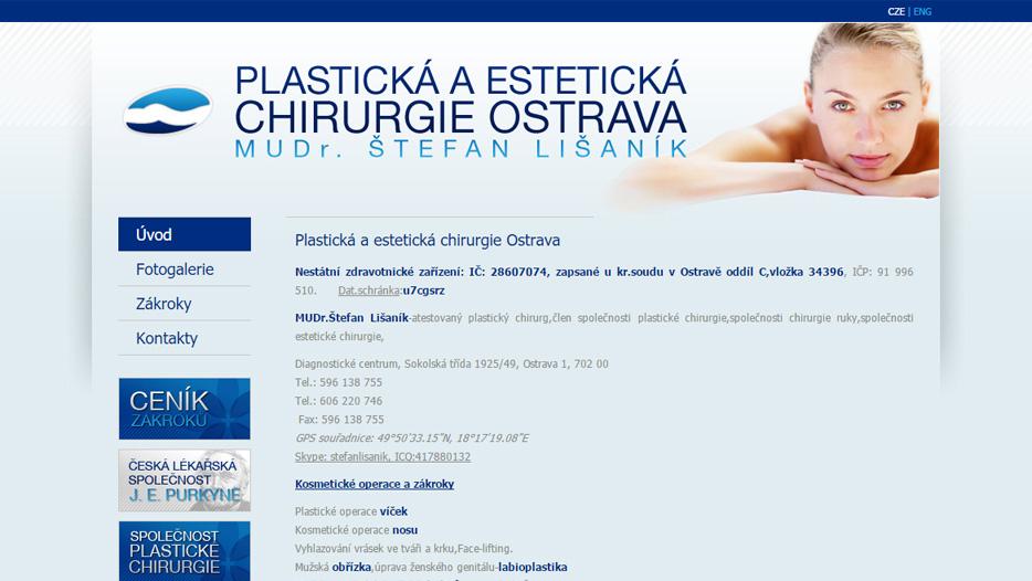 Plastika-chirurgie.cz