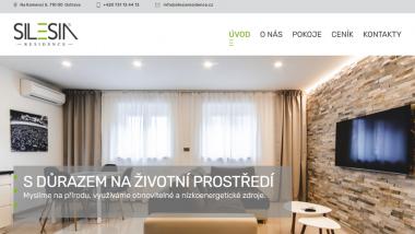 silesiaresidence.cz