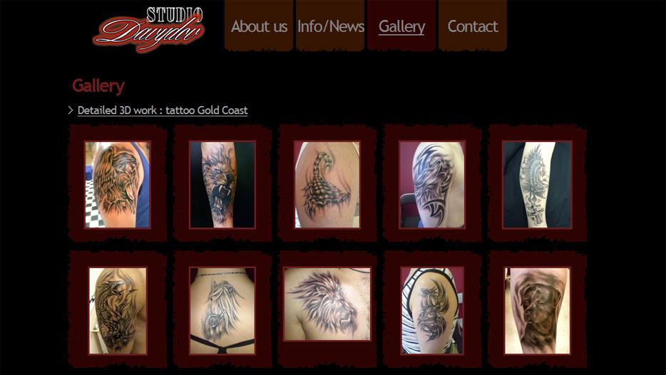 Tattoo7.com.au