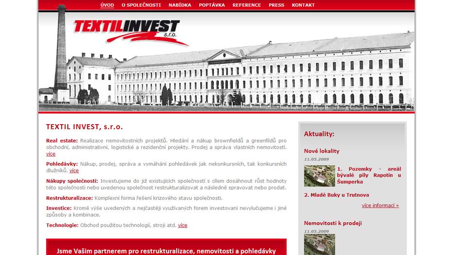 Textilinvest.cz