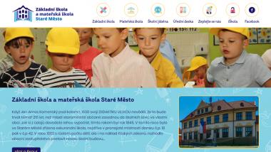 Oficiální stránky základní školy a mateřské školy Staré Město u Frýdku-Místku